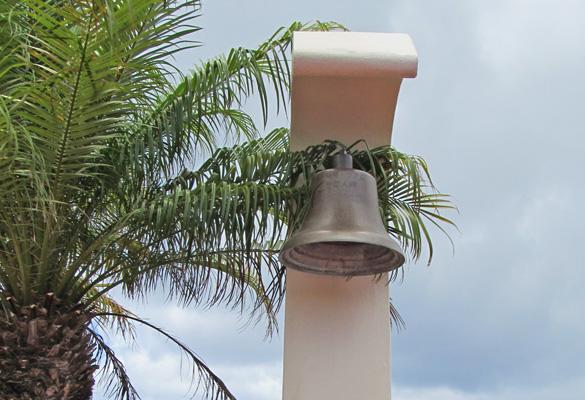 土肥、柏崎、グアムの鐘